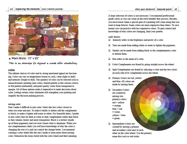 Colors Explanation