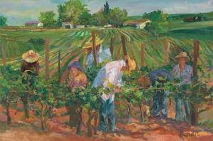 Vine Tending 2014 75